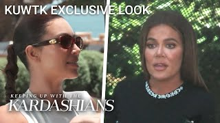 Are Kourtney Kardashian & Scott Hooking Up Again?! | KUWTK Exclusive Look | E!