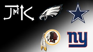 NFC East In-Depth Preview [OTS Podcast]