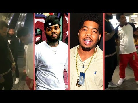 Kevin Gates and Webbie Come Face To Face For The First Time and Its All Love BWA and Trill (2018)