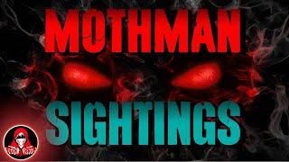 5 Real Mothman Sightings - Darkness Prevails
