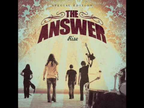 The Answer - No Questions Asked [Album Version]