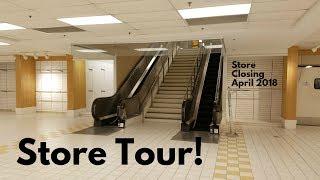 STORE TOUR: Carson Pirie Scott, Aurora, IL (STORE CLOSING)