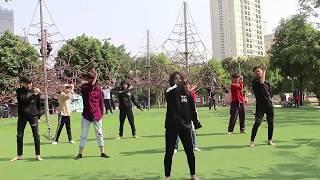 Lớp 10A12 - Flashmob mừng Tết Mậu Tuấn 2018