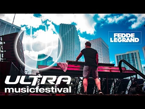 Fedde Le Grand Live at Ultra Music Festival Miami 2017