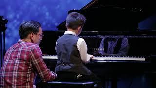 เบส - London Bridge/Twinkle,Twinkle Little Star | Cats Grand Piano Concert 2018