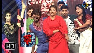 Dhee 10 |   31st January 2018  | Full Episode | ETV Telugu
