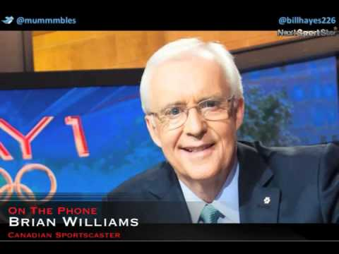 Brian Williams Relives His Favorite Broadcasting Moments - YouTube