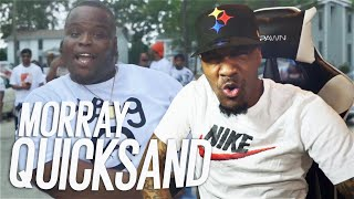 Morray - Quicksand (REACTION!!!) HE WILL BLOW UP!