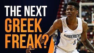 Meet the Next Greek Freak