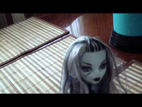 мои куклы монстр хай