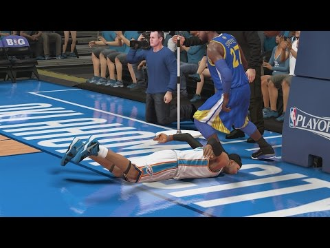NBA 2K14 My Career - Curry's Crossover! S2SFG3 PS4
