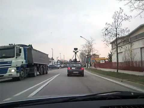 Google Street View a Vicenza - AreaNetworking.it