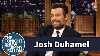 Josh Duhamel Shares Adventures in Potty Training
