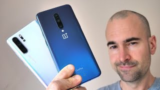 OnePlus 7 Pro vs Huawei P30 Pro | Side-by-side comparison