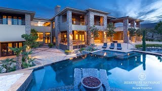 Ridges Luxury Home | 12 Morning Sky | Las Vegas NV