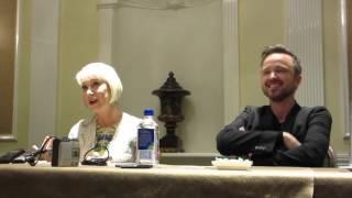 Dame Helen Mirren swears she's in love with Stephen Colbert