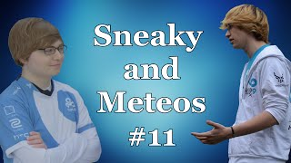 Sneaky and Meteos funny moments #11