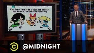 90s Cartoons Make a Comeback - @midnight with Chris Hardwick