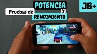 Video Samsung Galaxy J6 plus 32 GB Rojo zsQYB6CN2N8