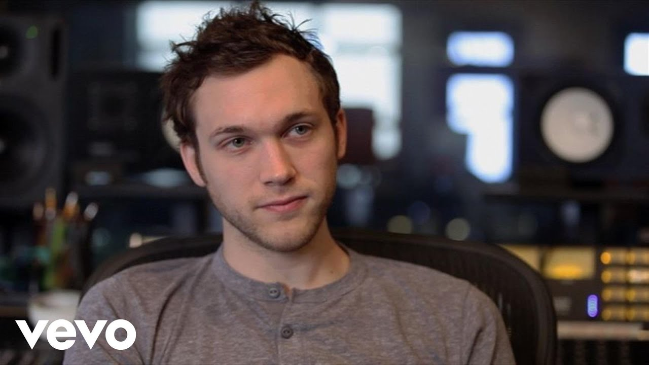 Phillip Phillips - Making Of Behind The Light - YouTube