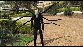 GTA 5 - Bí mật Slenderman làm gì sau khi bắt cóc (ý tưởng Fan) | GHTG