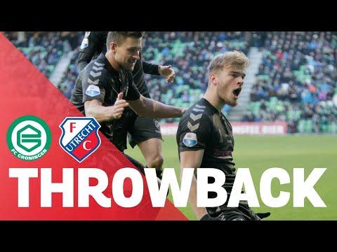 THROWBACK | FC Groningen - FC Utrecht