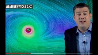 Severe Cyclone Gita aims for Tonga + NZ's outlook to Saturday (12/02/18)