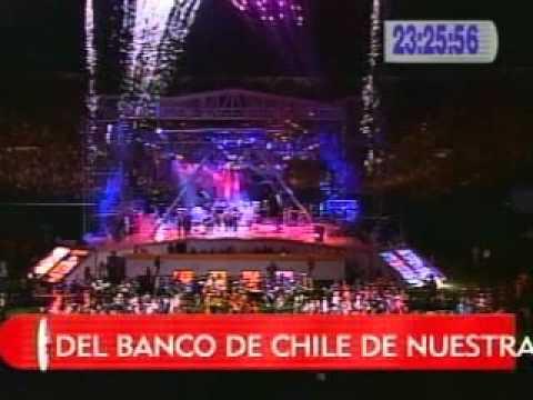 Los Jaivas - Todos Juntos Teleton 2002