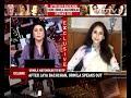 Maharashtra, Mumbai Being Targeted: Urmila Matondkar On Kangana Ranauts Comments  - 03:42 min - News - Video