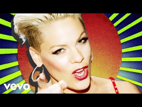 P!nk ft. Lily Allen - True Love (Official Video)