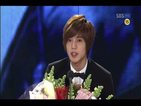 Baeksang Awards_Kim Hyun Joong