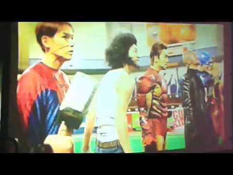131109 SS5 London   VCR + Wonder Boy