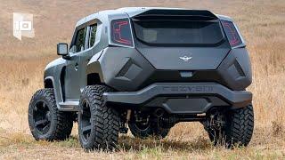 10 Safest Luxury Armored SUVs in the World