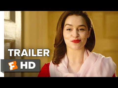 Me Before You Official Trailer #2 (2016)