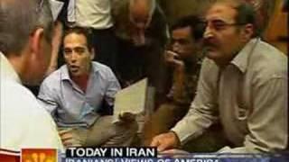 Matt Lauer in Tehran 1 of 4
