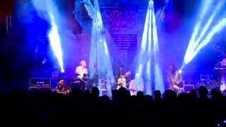 Mariama & Vieux - Aline Sitoe by Mariama & Vieux feat Fantuzzi @ BaliSpiritfestival 2015