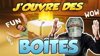video J'OUVRE DES BOITES ft. Coro Lafarge (Overwatch)