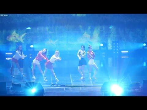 151025 레드벨벳 (Red Velvet)  Huff n Puff  [전체]직캠 Fancam (체조경기장) by Mera