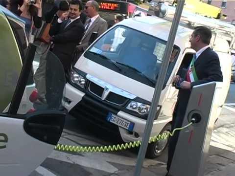 Green City Energy Pisa 2011 - Consegna a zero emissioni