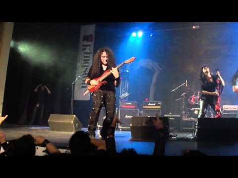 Six Magics - Storm / Infinite Keeper (live in GuitarFest 2012, Valparaíso, Chile)