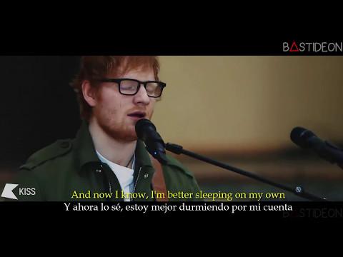 Ed Sheeran - Love Yourself (Sub Español + Lyrics)