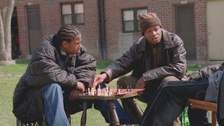 The Wire Chess Scene - How To Play Chess [HD]