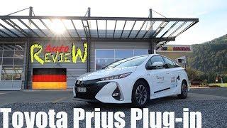 Toyota Prius Plug-in Hybrid 1.8 VVT-i (2018) | AutoReview | Schweiz | Episode 58 [DE]