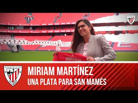 ❤️🤍 Miriam Martínez & San Mamés | Subcampeona paralímpica Tokyo 2020