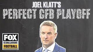 How to fix the College Football Playoff, according to Joel Klatt | FOX COLLEGE FOOTBALL