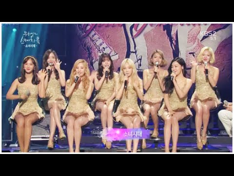 [1080p] 150905 [SNSD] / Talk - [Goodby Stage] Sketchbook 2015