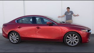 Here's Why the 2019 Mazda3 Is My Favorite Compact Sedan