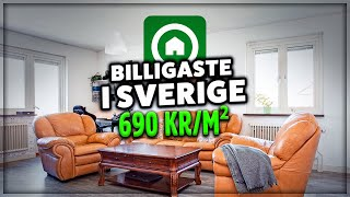 Den Billigaste Lägenheten På Hemnet **690kr/m²**