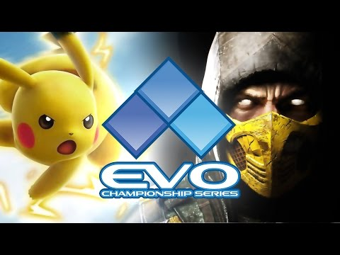 Craziest Moments of EVO 2016