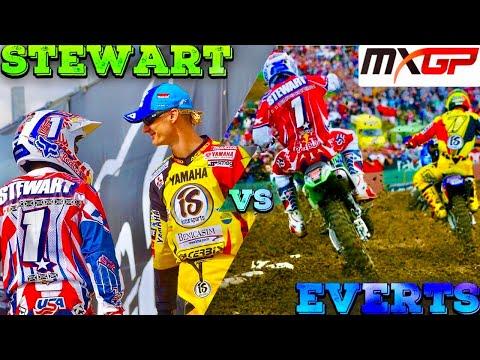 JAMES STEWART VS STEFAN EVERTS